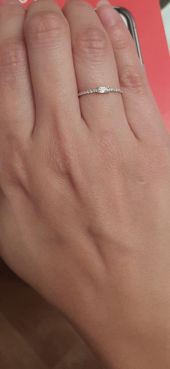 Шикарное мини кольцо