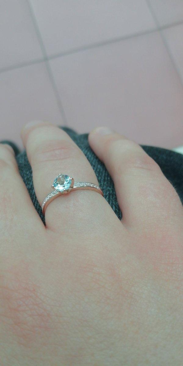 Я купила кольцо