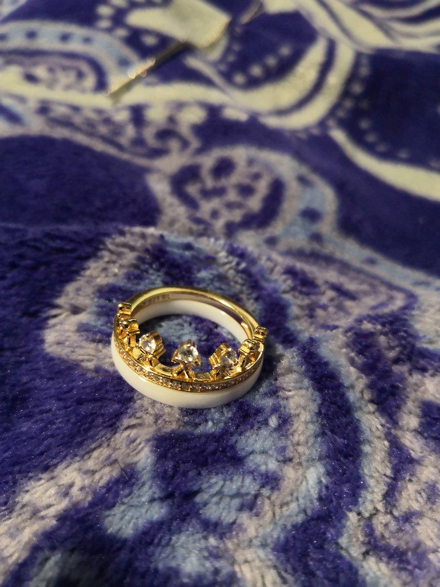 Колечко корона