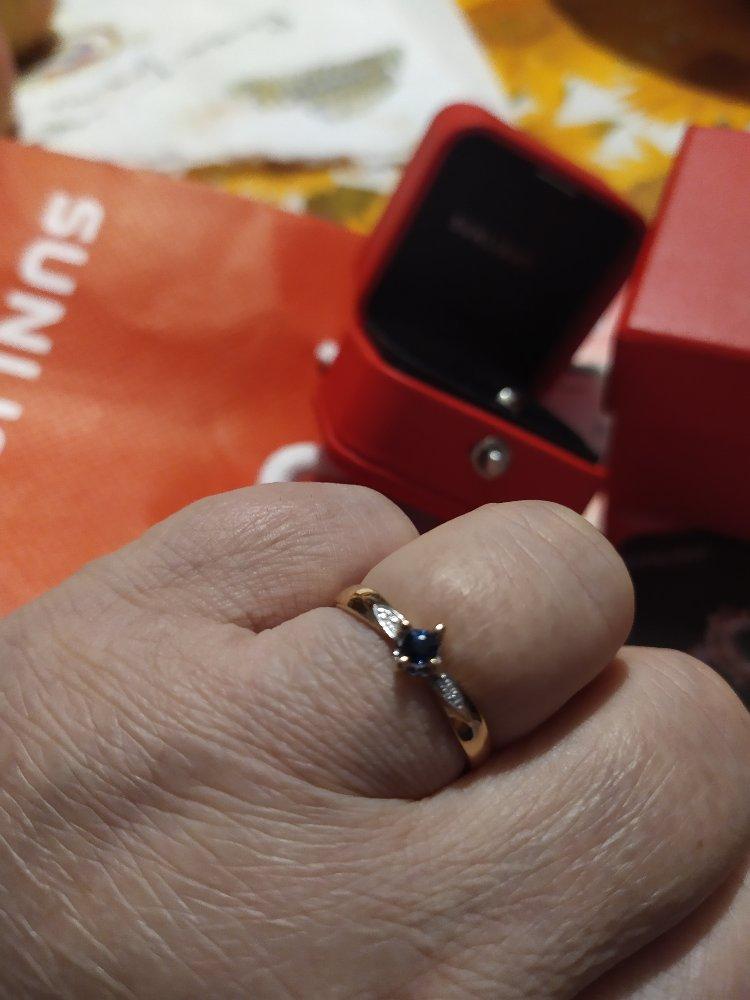Супер кольцо, хотя долго ждала доставку.