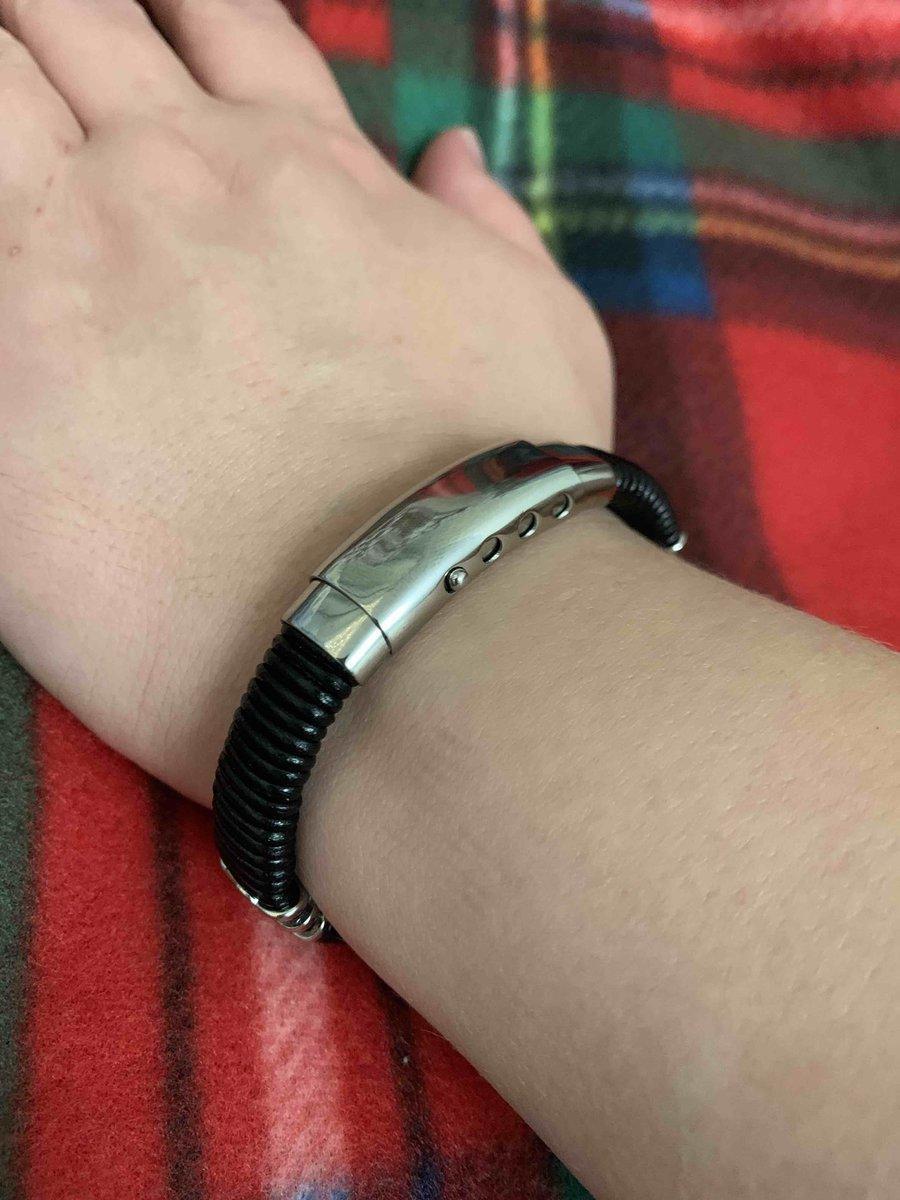Кожаный браслет 🤩