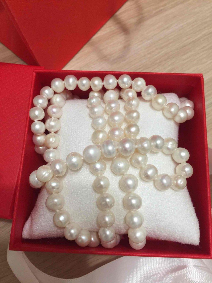 Жемчужное ожерелье!