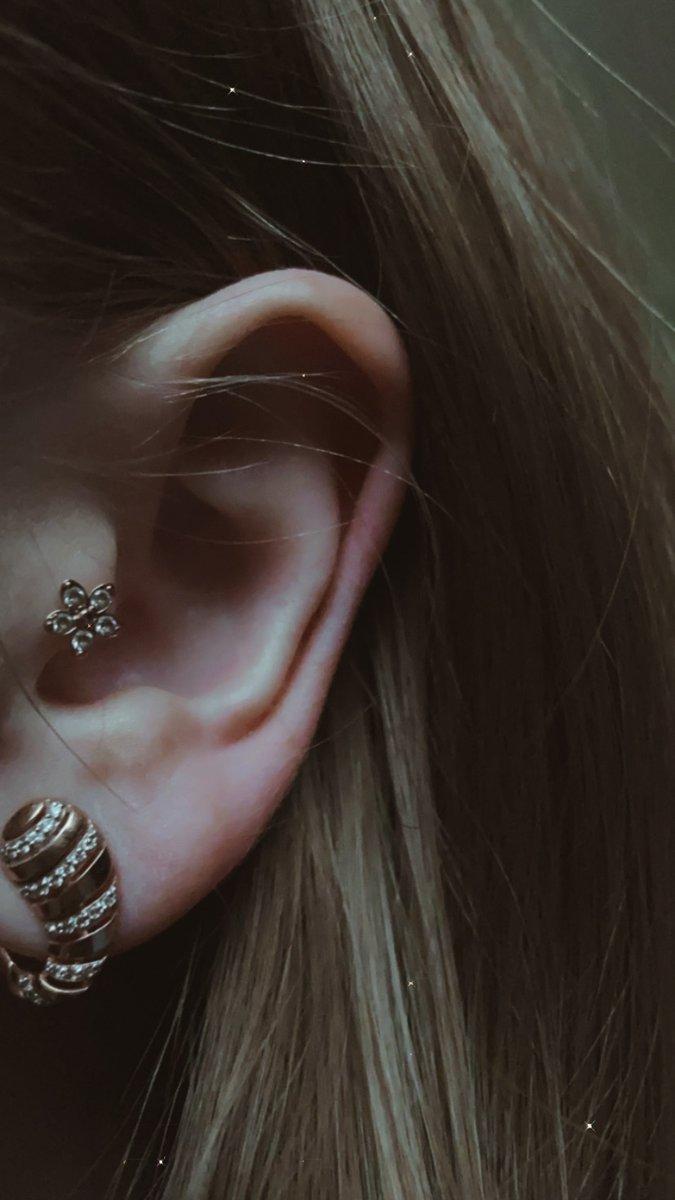 Пириосинг в ухо