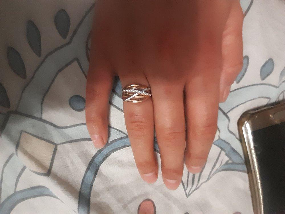 Кольцо очень красивая