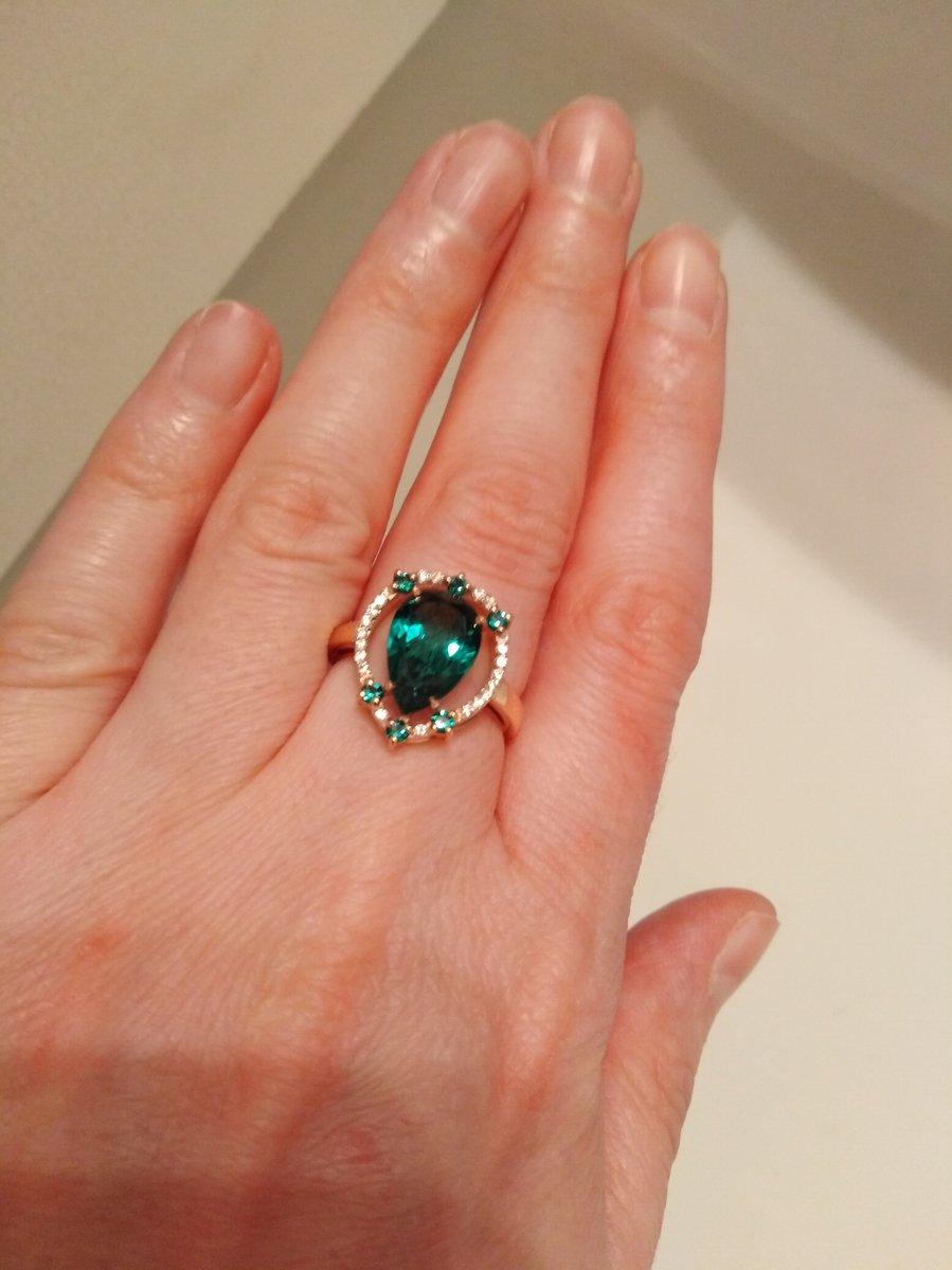 Необыкновенное кольцо!