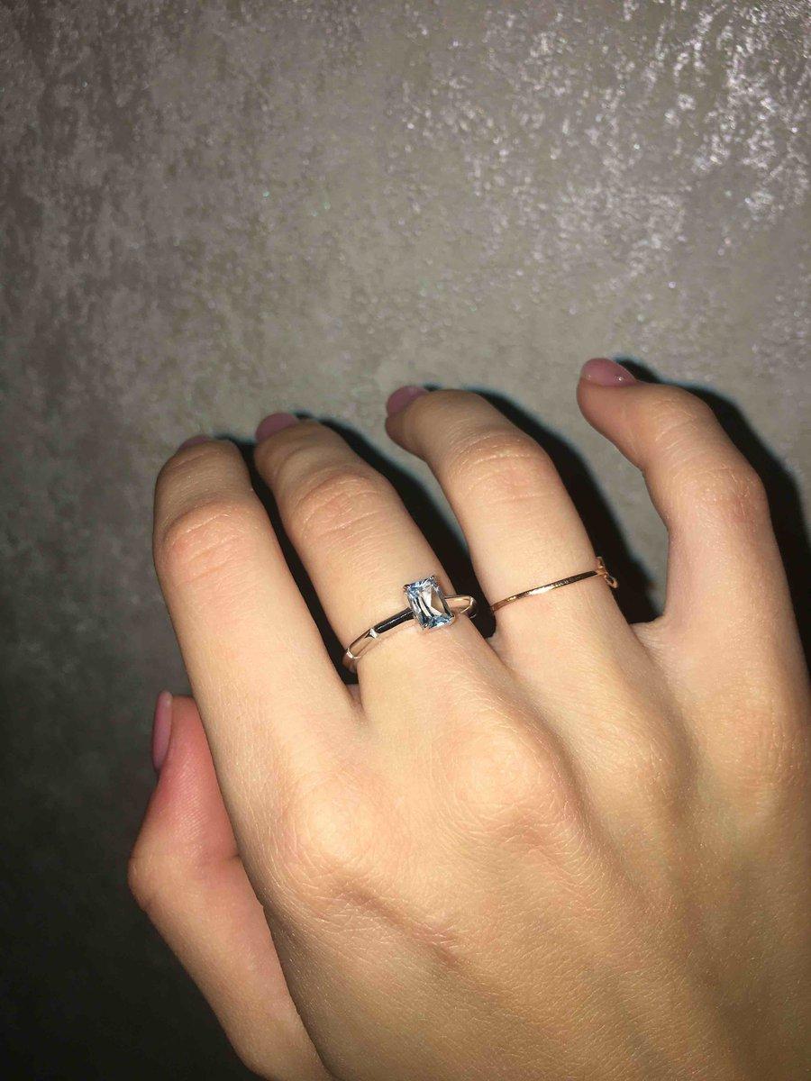 Долго искала кольцо с голубым или биоюзовым камнем