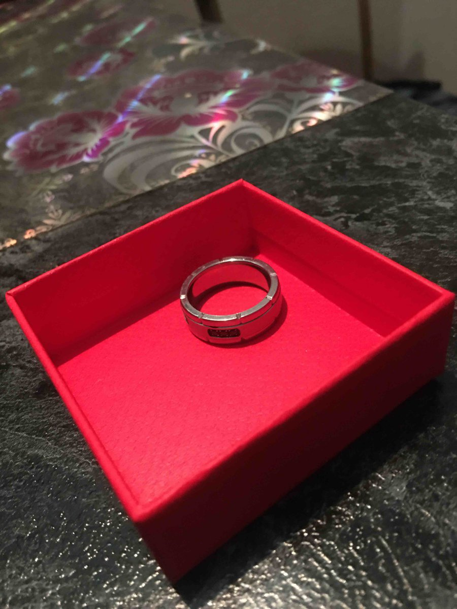 Кольцо для любимого мужчины