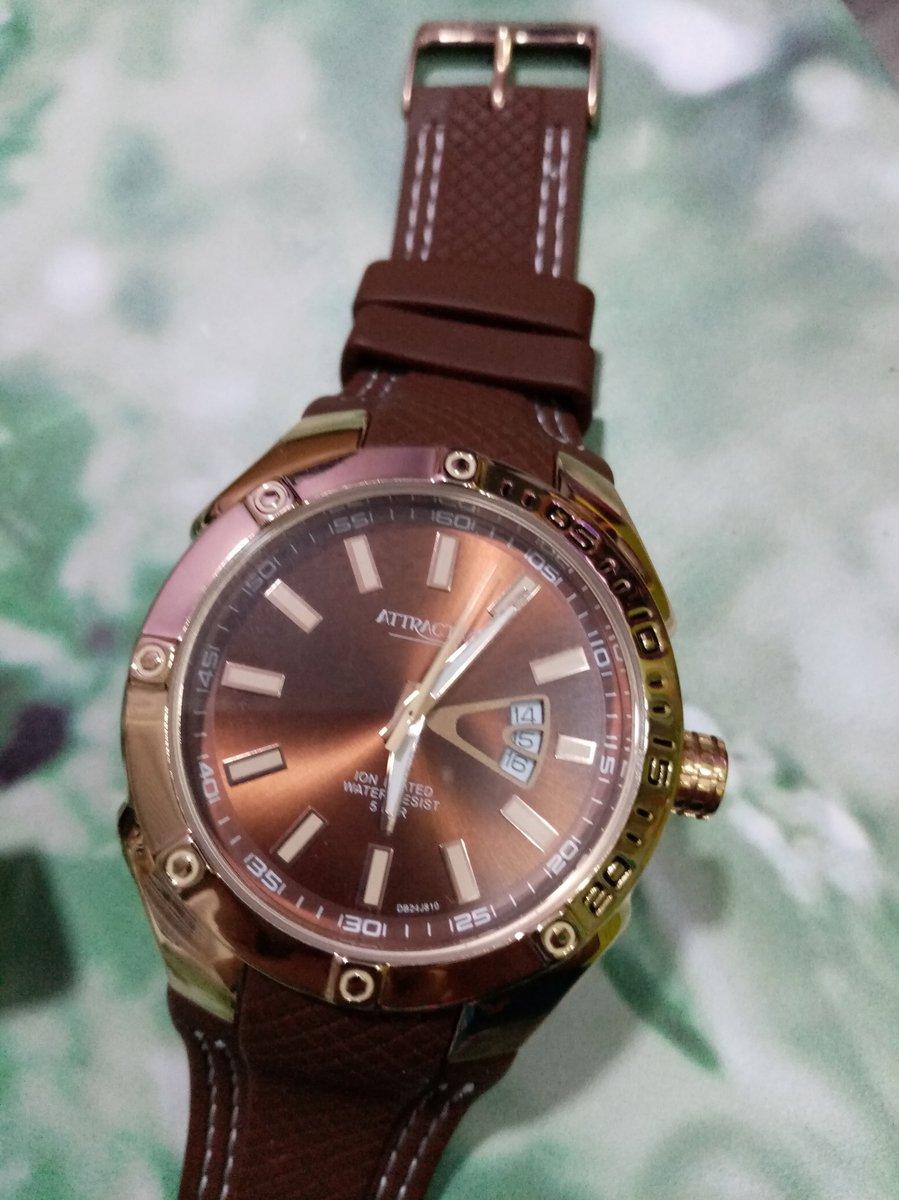 Часы мужские водонепроницаемые