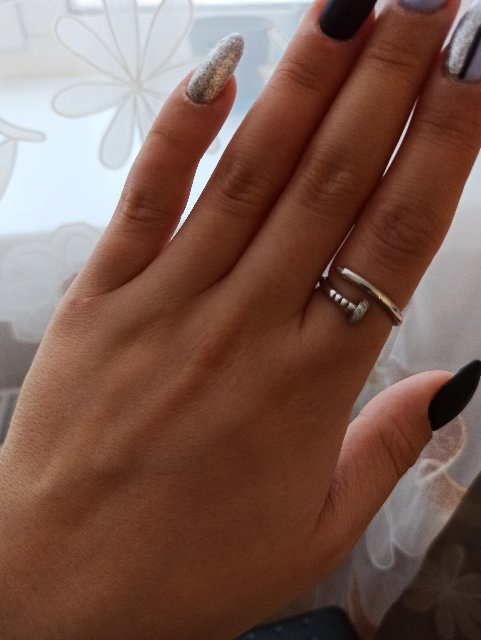 Кольцо которое больше не захочется снимать