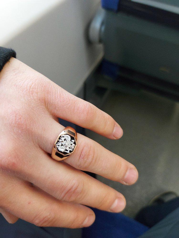 Кольцо крутое.............