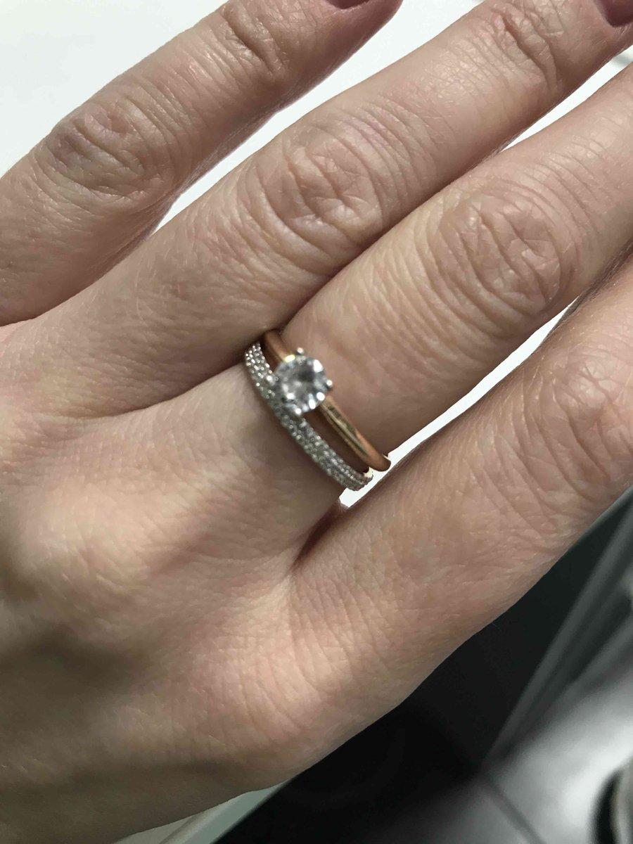 Классическое кольцо допожка