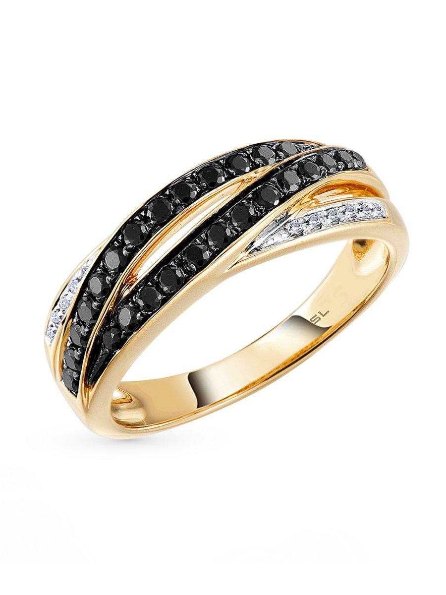 Кольцо с бриллинтами