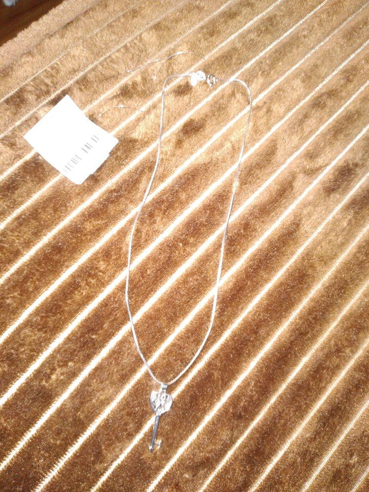Серебряное колье плюс подарок от меладзе