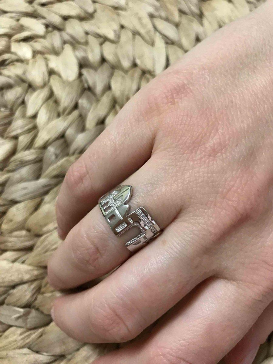 Серебряное кольцо « города»