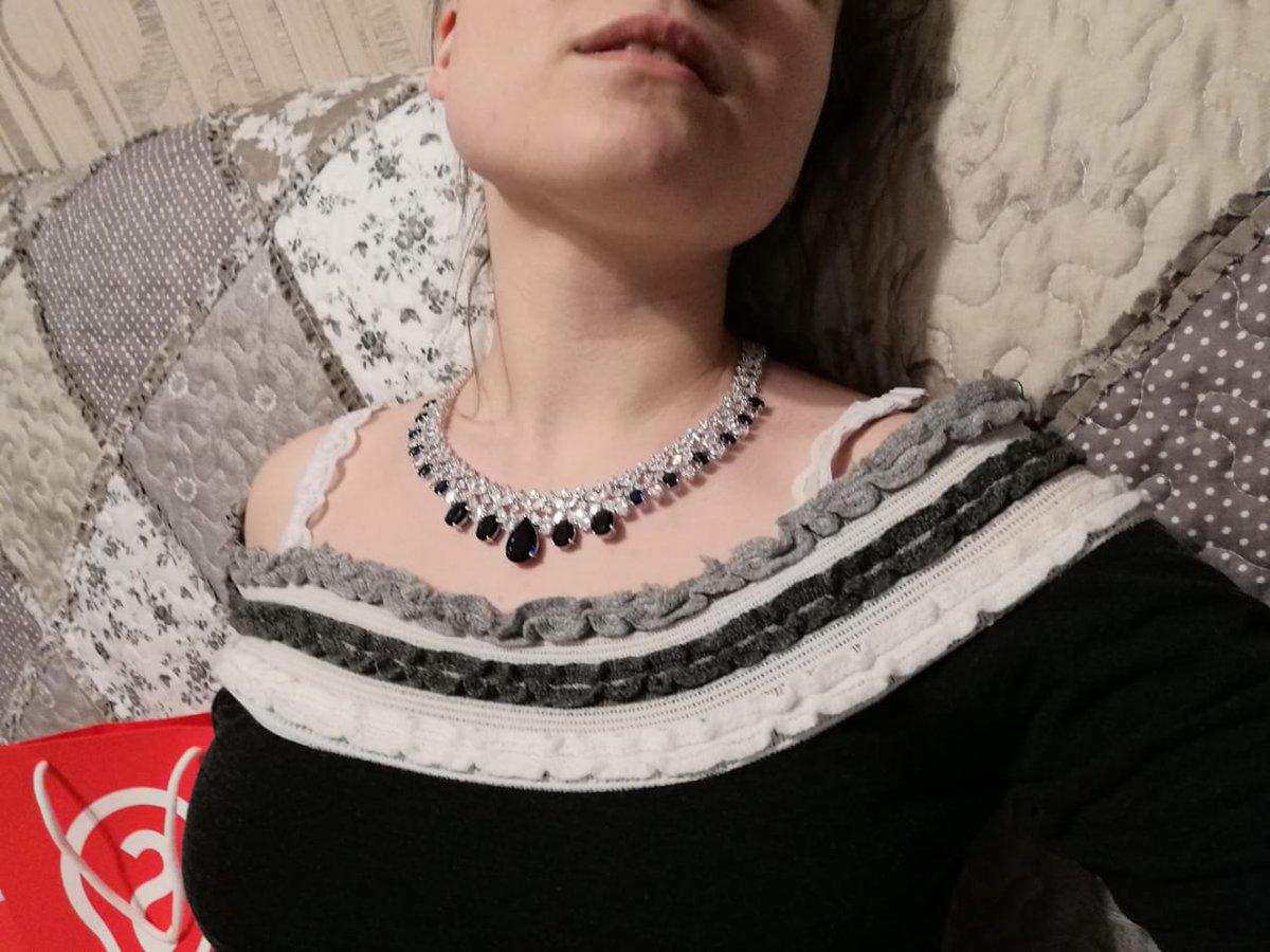 Отличное ожерелье