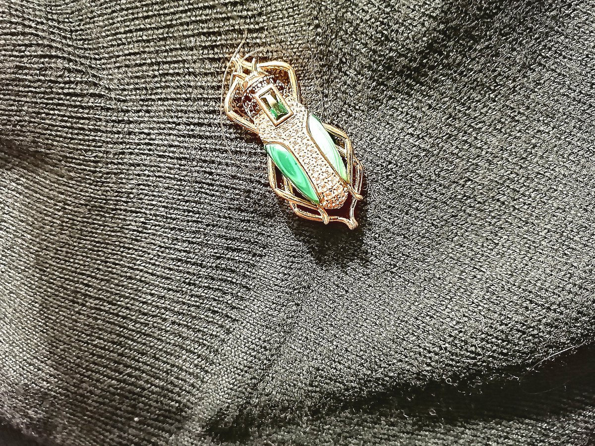 Стилизованный жук