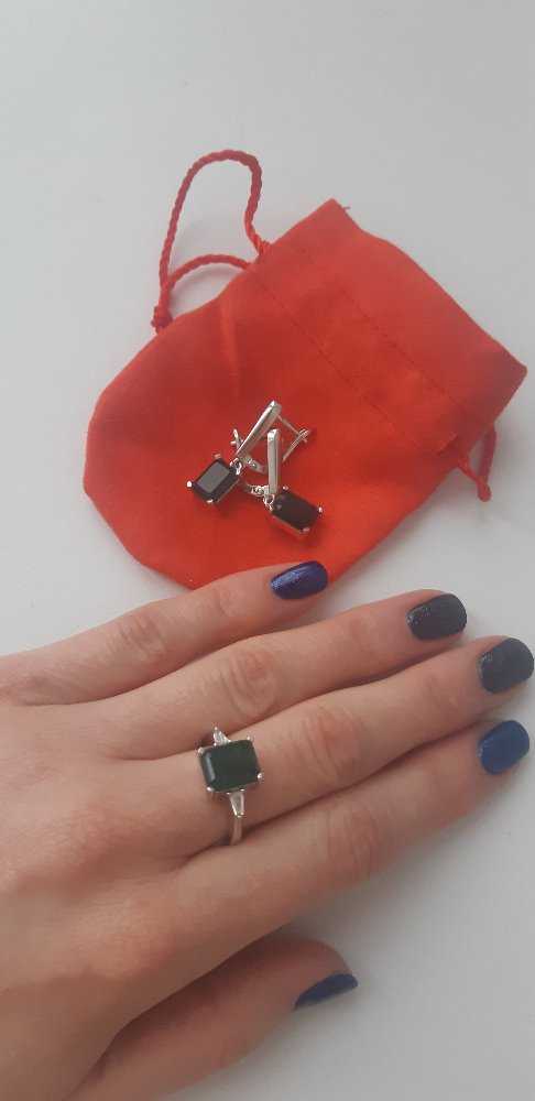 Это кольцо теперь моя самая большая любовь!