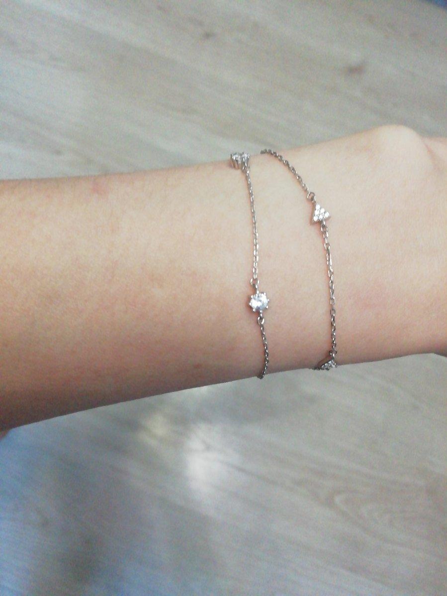 Миленький браслет для девушки