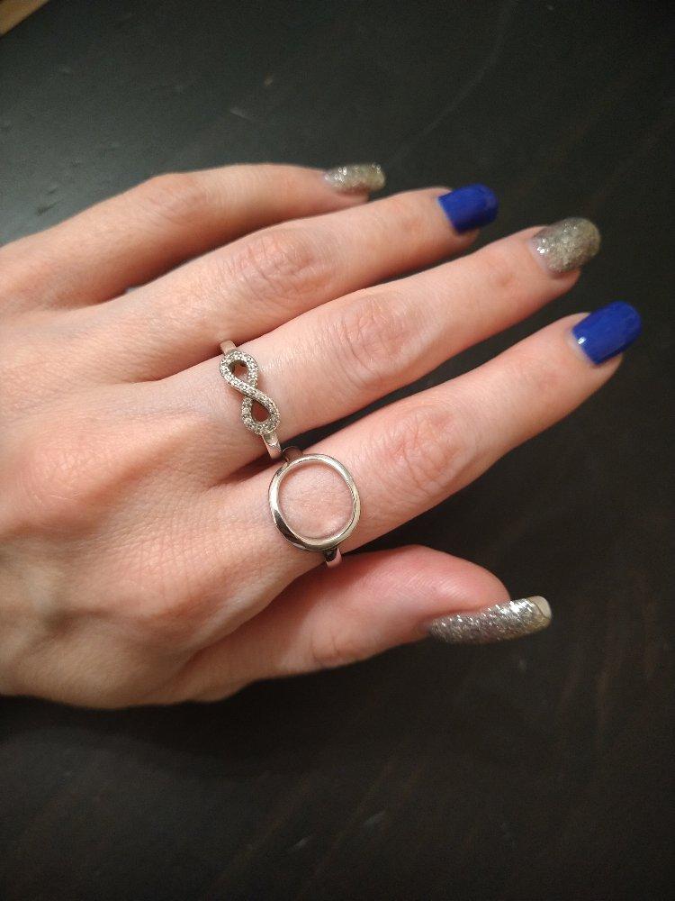 Эстетичное кольцо