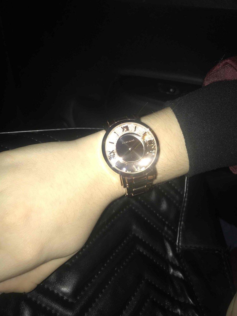 Наручные часы подруги......