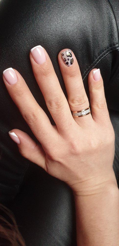 Обновили обручальное кольцо