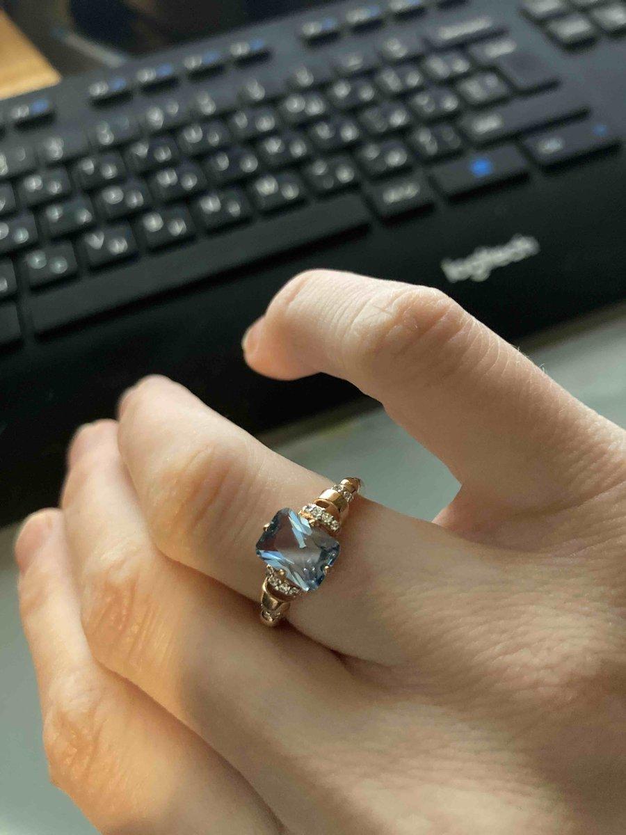 Серьги и кольцо супер!