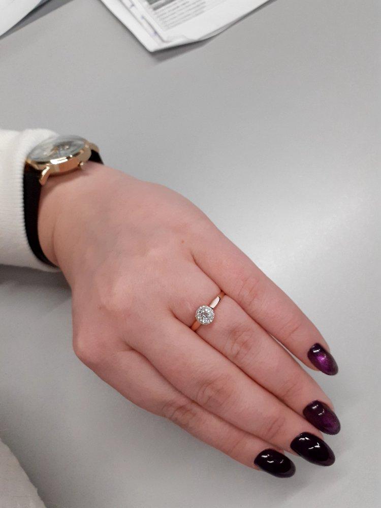 Красивее кольца я ещё не видела!