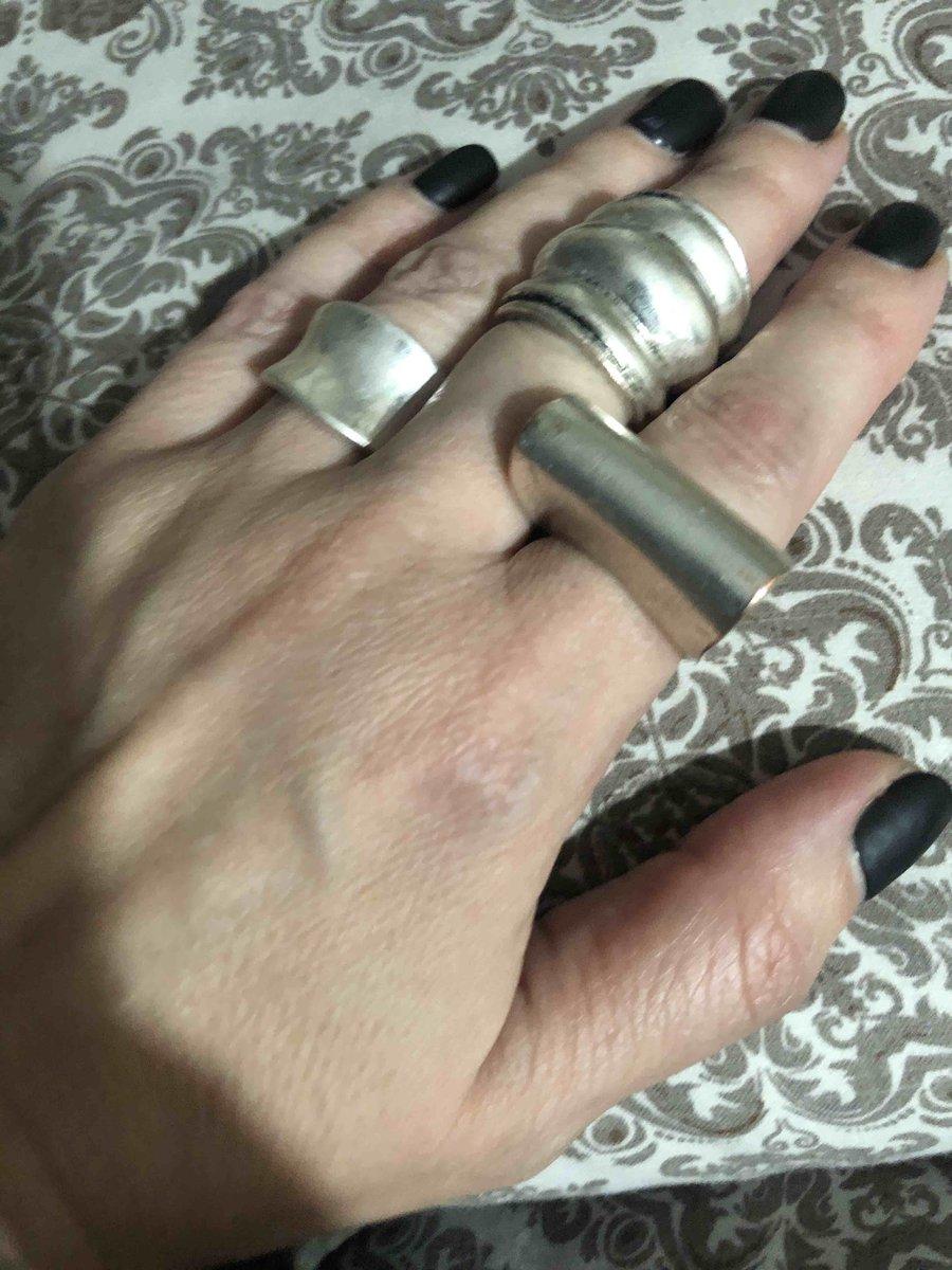 Шайбочка на пальчик