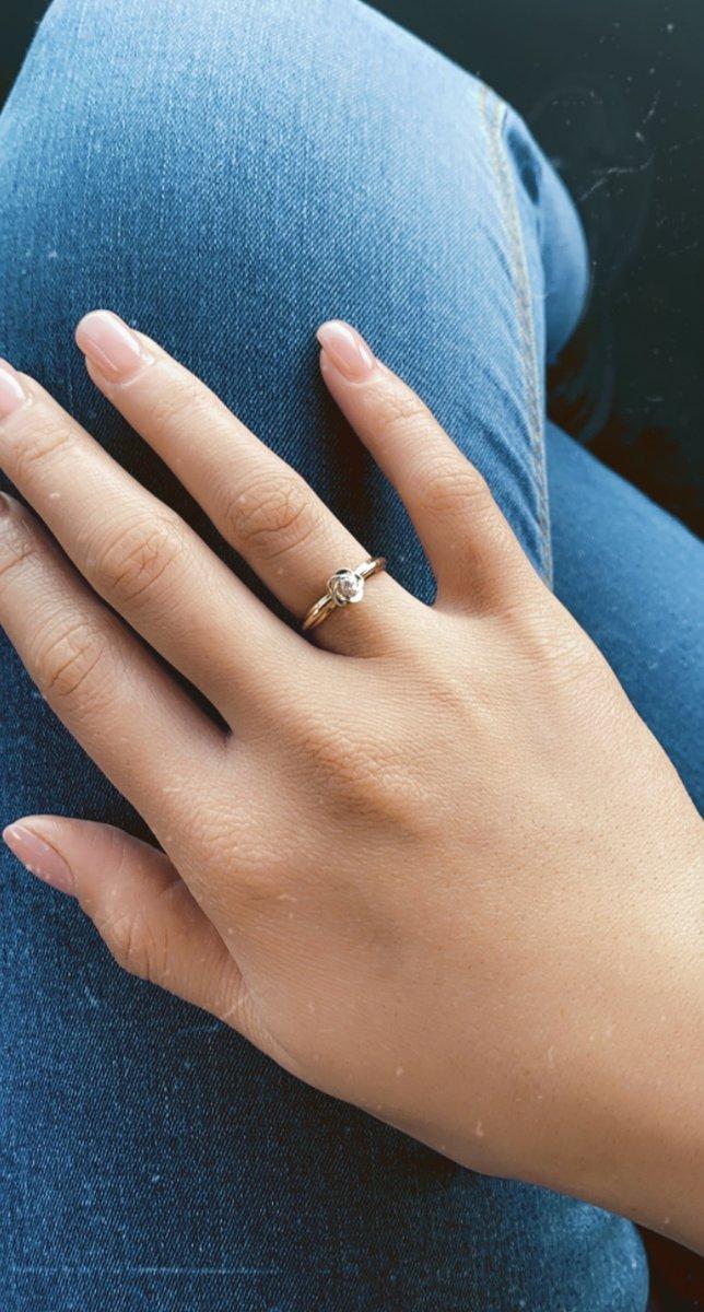 Прикрасное кольцо