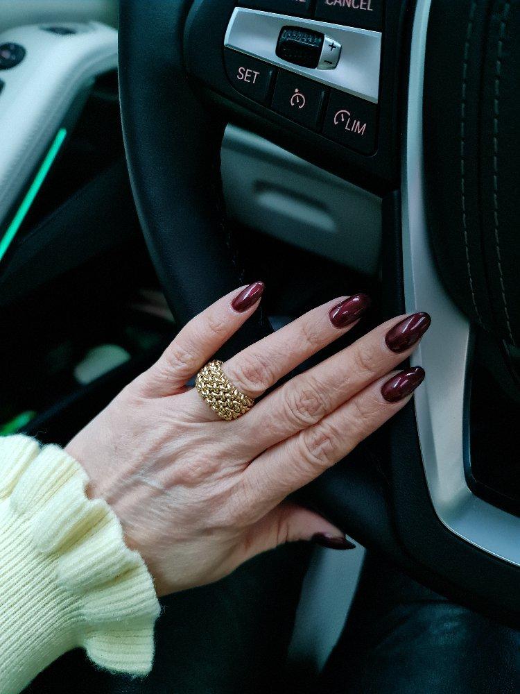 Шикарное кольцо 💍