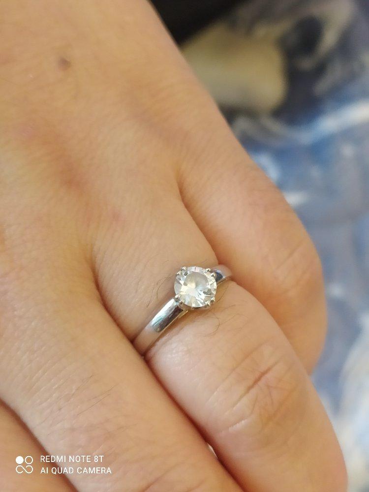 Красивая кольцо