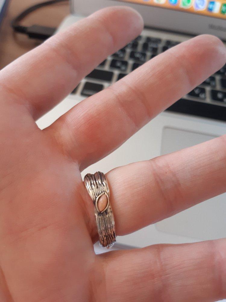 Кольцо шикарное!