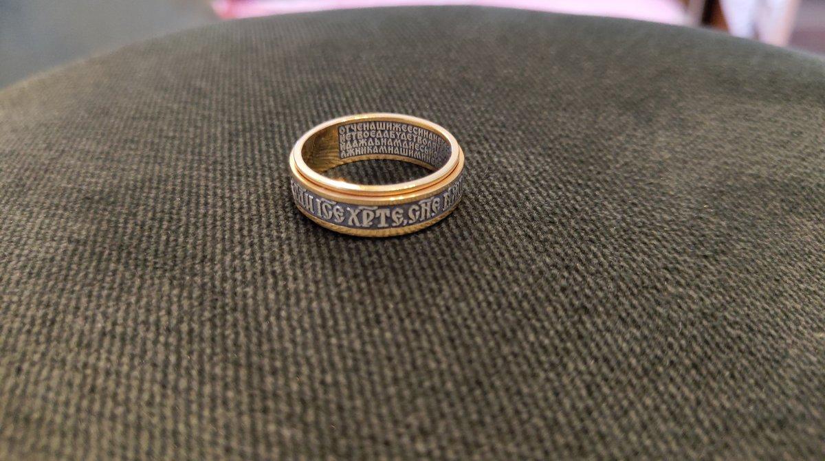 Отличное, продуманное, красивое кольцо