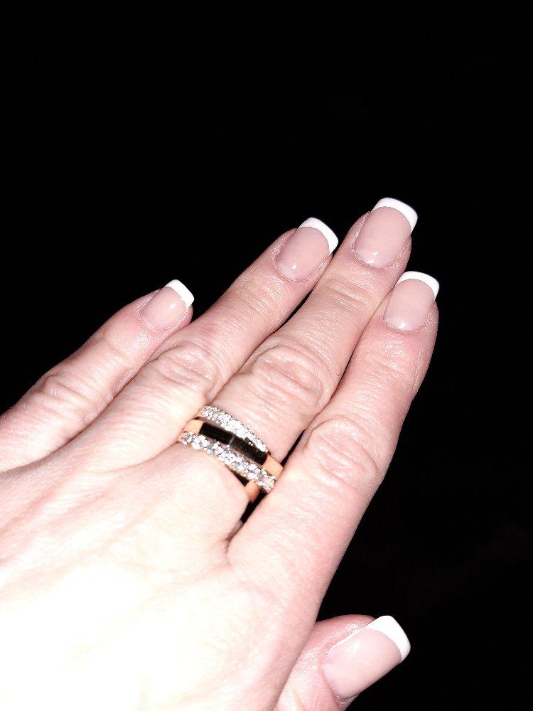 Очень необычное дизайнерское кольцо!