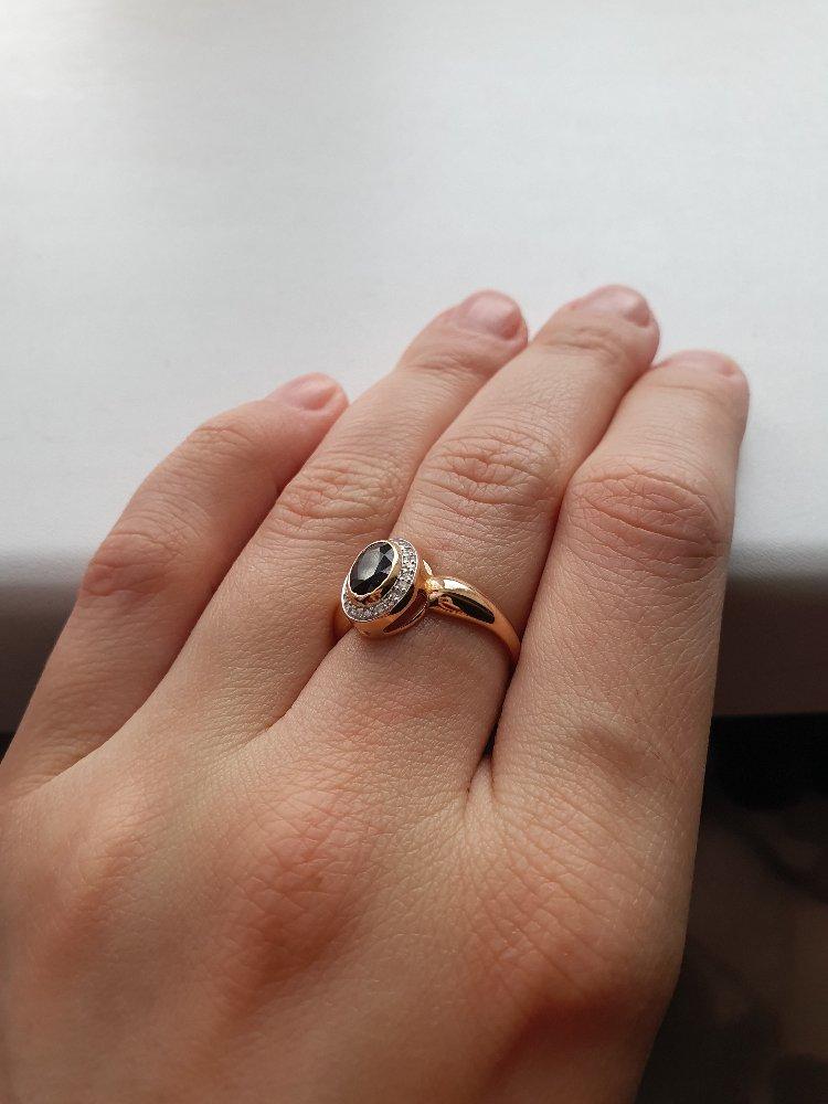 Очень ждала кольцо, но немного разочарована