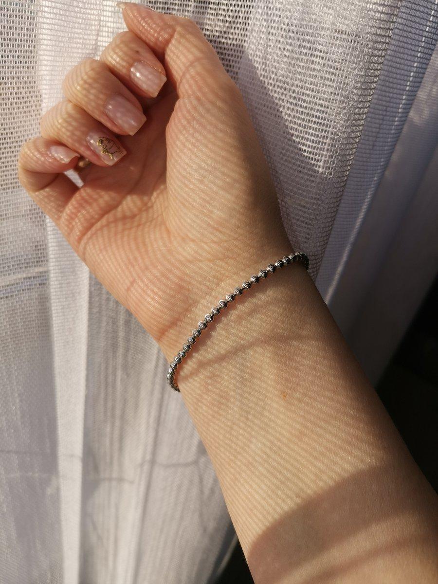 Нежный браслет