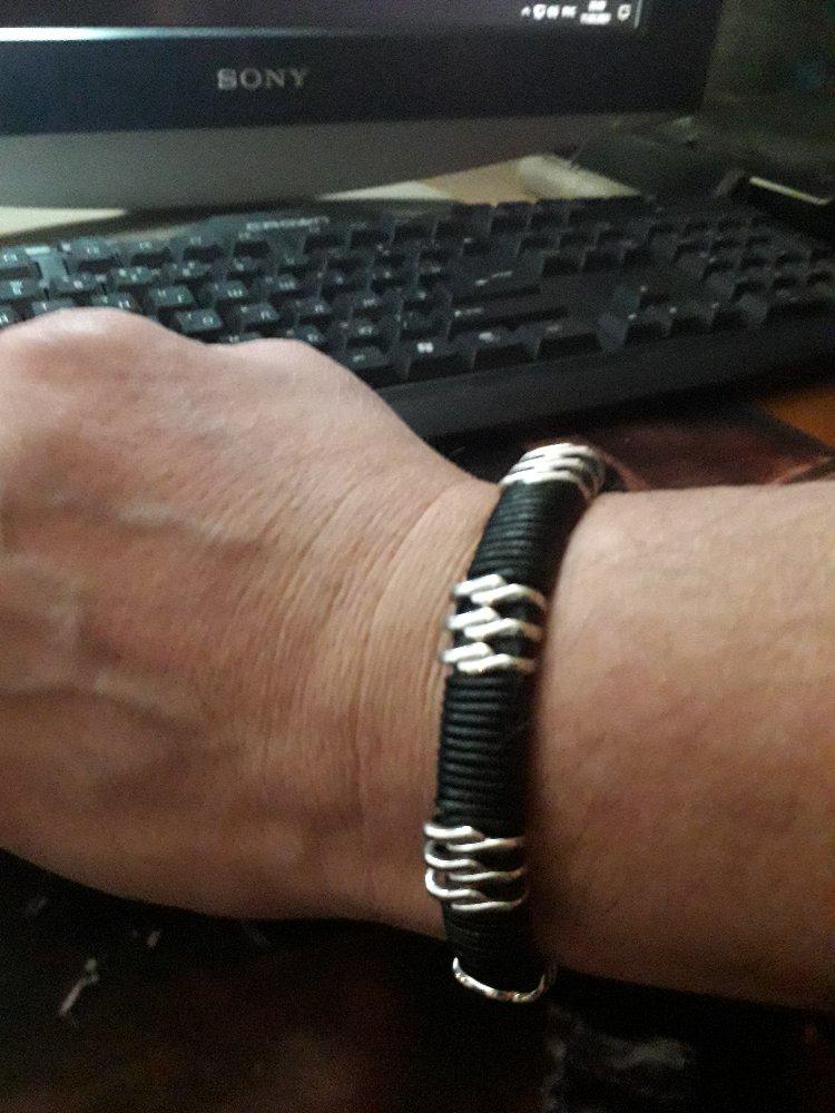 Очень солидный браслет