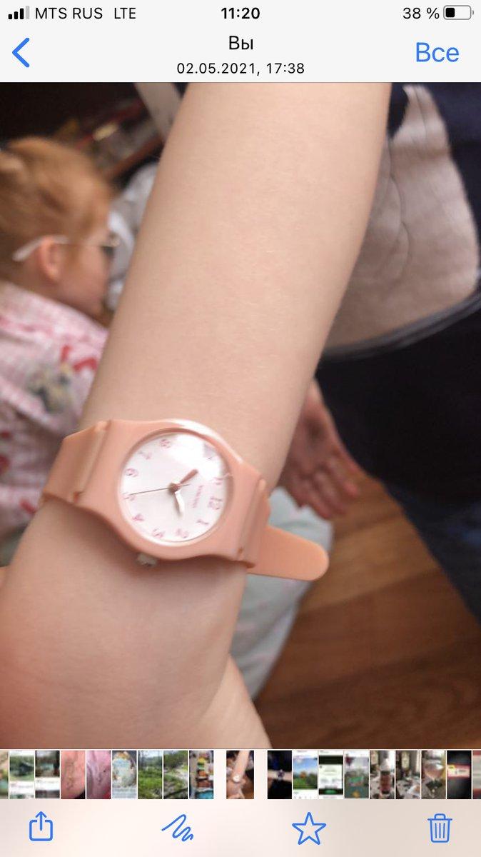 Очень нужные часы