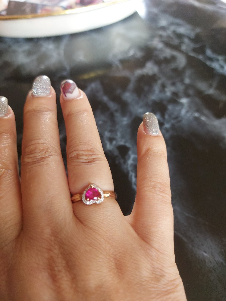Кольцо супер