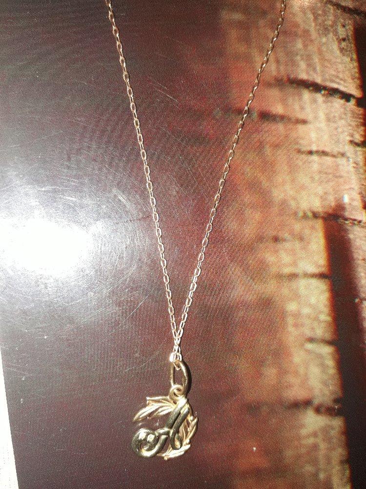 Серебряная цепочка с позолотой