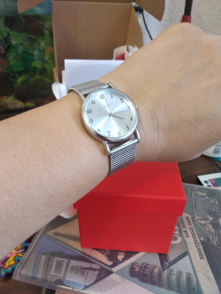 Интересные часы для себя любимой