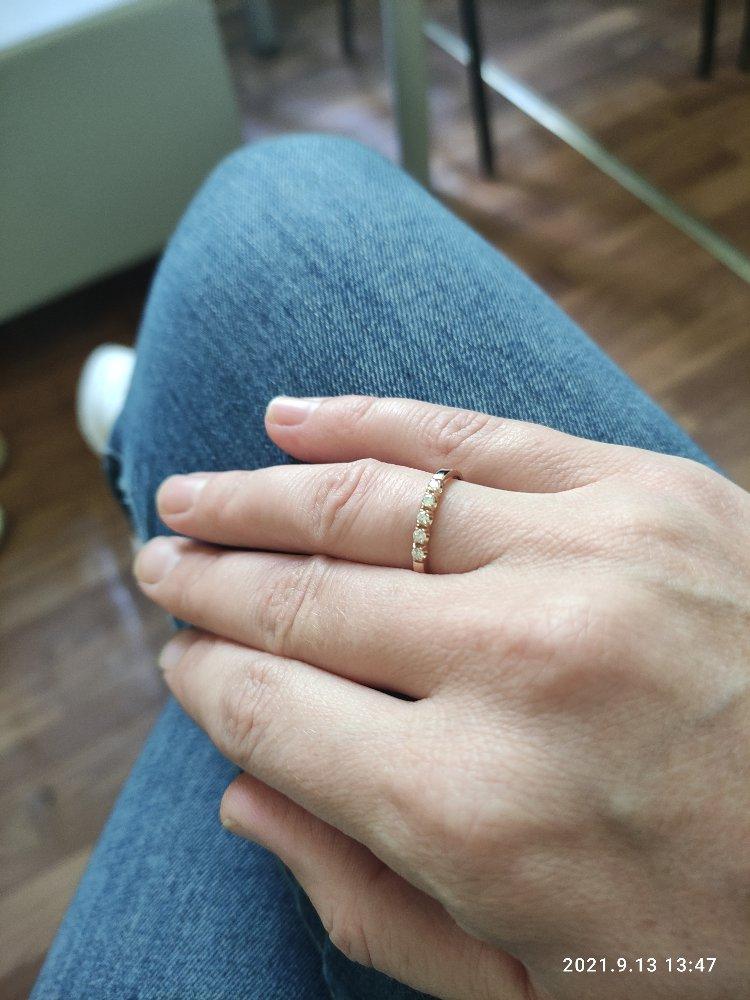 То что надо, самое лучшее кольцо.