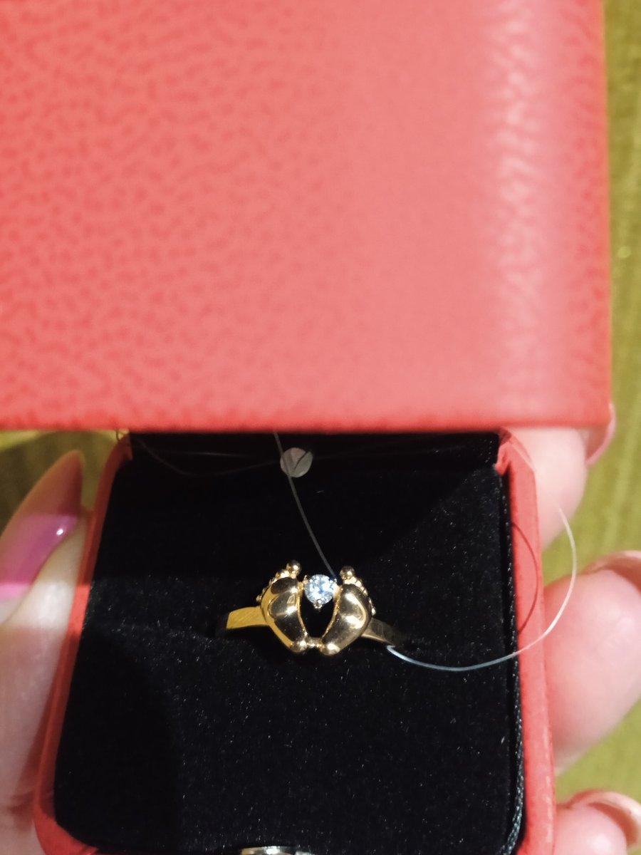 Кольцо в подарок снохе