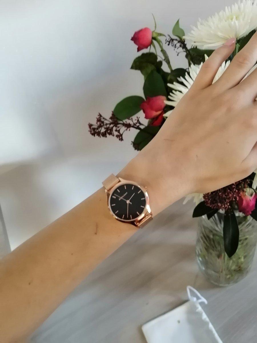 Давно хотела эти часы!