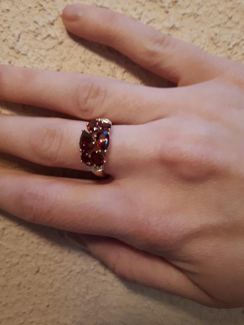 Супер красивое кольцо