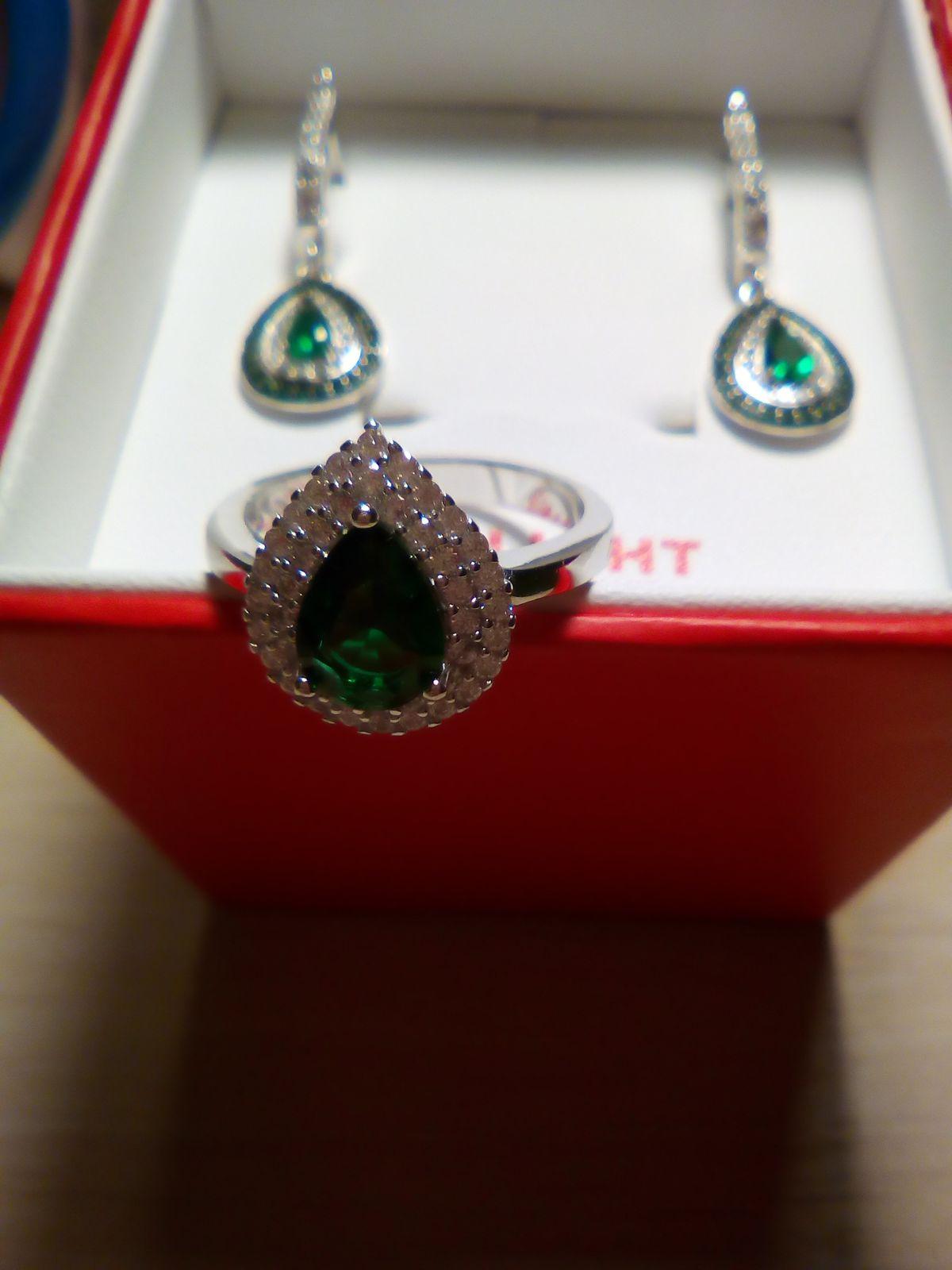 Зеленое колечко