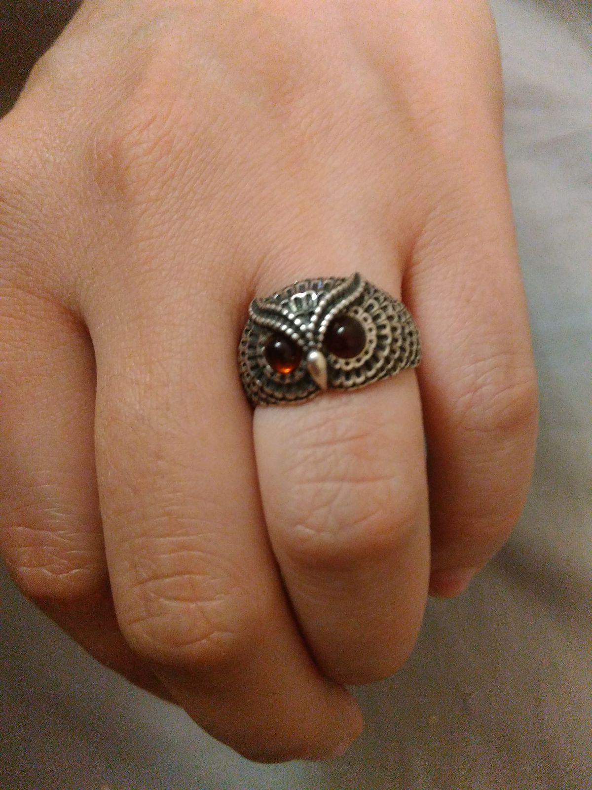 Кольцо-сова