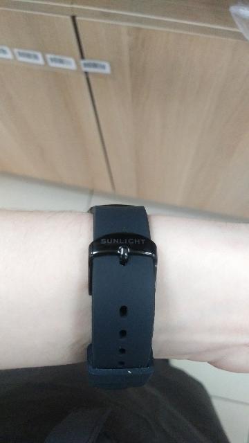Часы минимализм.