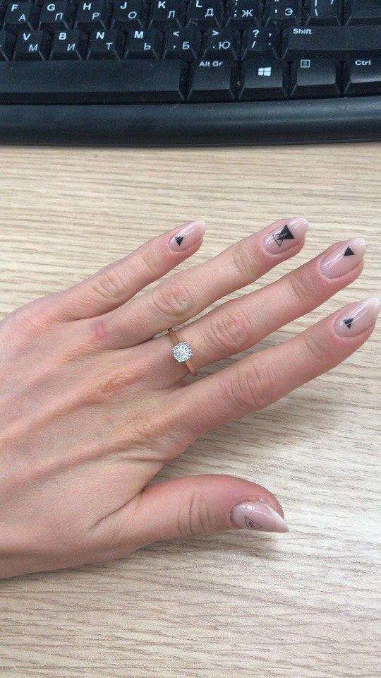 Купил помолвочное кольцо!