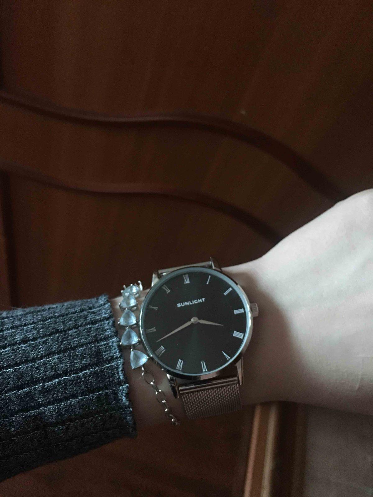 Очень удобные часы